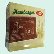 همبرگر 60درصد مروارید
