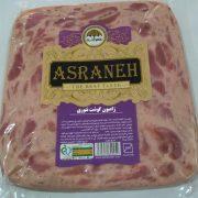 ژامبون گوشت تنوری